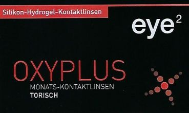 Eye2 Oxyplus toric (3er Box)