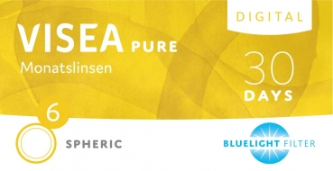 VISEA PURE DIGITAL sphärisch (6er Box)