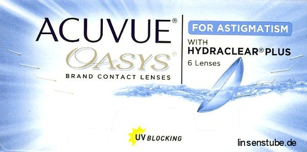 Acuvue Oasys for Astigmatism (6er Box)