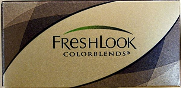 FRESHLOOK Colorblends  (2er Box)